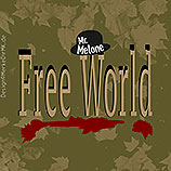 Mr. Melone, Free World, Cover
