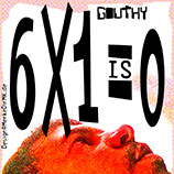 GOUTHY, 6x1=0, Cover