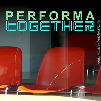 PERFORMA, Together, Kurt Kreft, Cover