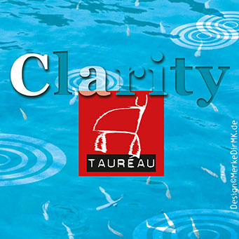 TAUREAU, Kurt Kreft, Clarity, Cover