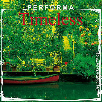 PERFORMA, Kurt Kreft, Timeless, Cover
