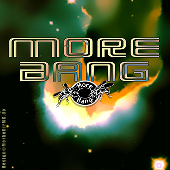 More Bang, Kurt Kreft, Gideon Lenz, Cover