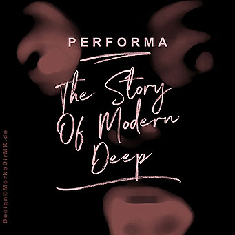 Musik Frankfurt: KUGKmusique, PERFORMA, The Story Of Modern Deep, Cover, Kurt Kreft