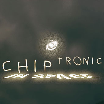 Chip Tronic, Gideon Lenz, In Space, Cover