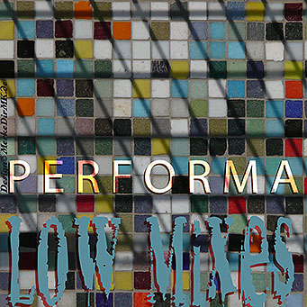 PERFORMA, Low Mixes, Kurt Kreft, Cover