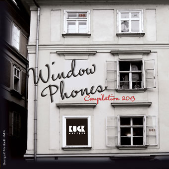 MP3 CD Compilation, VARIOUS ARTISTS, Window Phones, Compilation 2013, Kurt Kreft, Cover